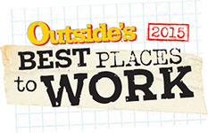 Outside's 2015 Best Places to Work