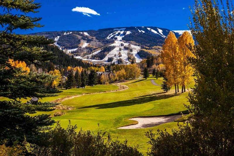 Fall at Beaver Creek