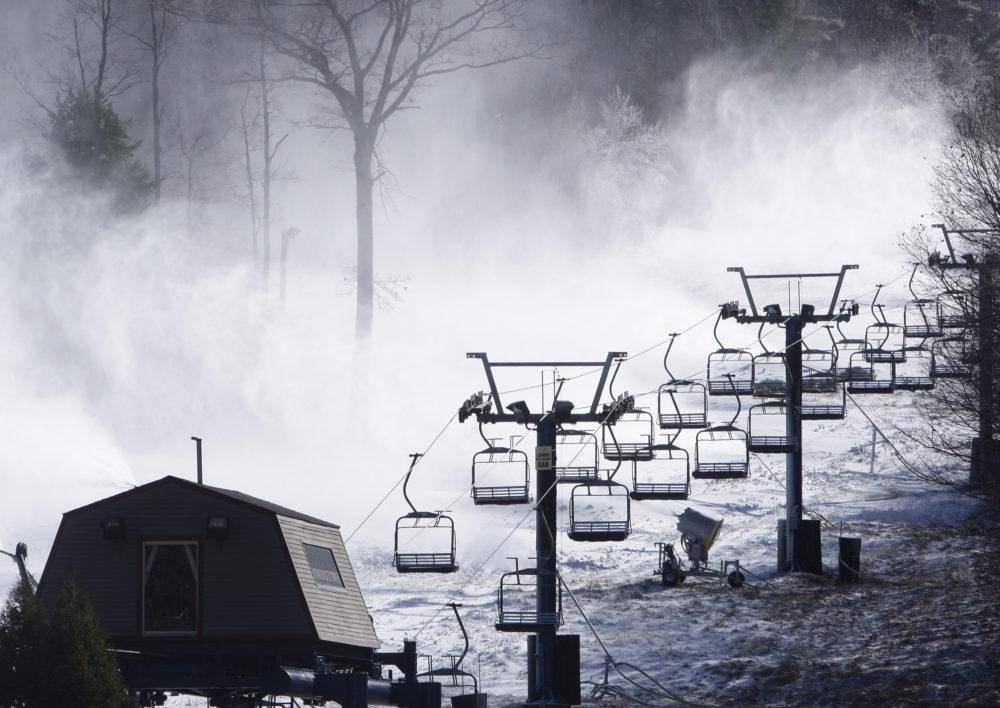 Early Season Snowmaking