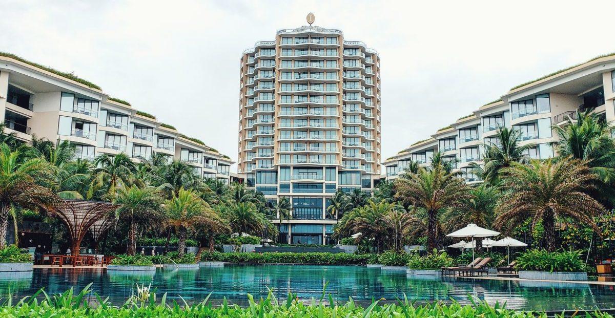 multiple hotels