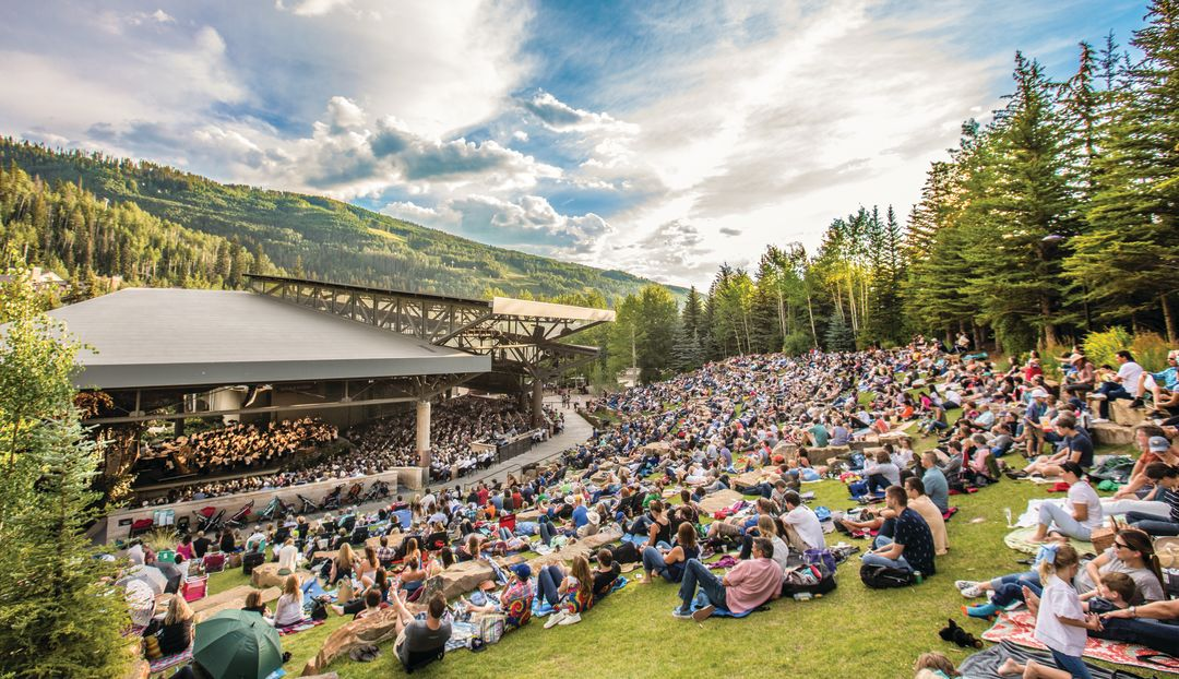 Gerald Ford Amphitheater in Vail, CO